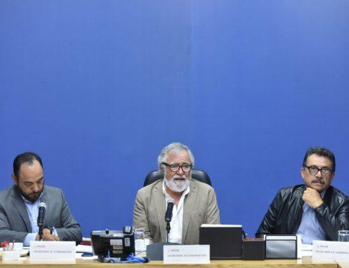 Acuerda Comisión para el Acceso a la Verdad y la Justicia en el caso Ayotzinapa crear un grupo de búsqueda