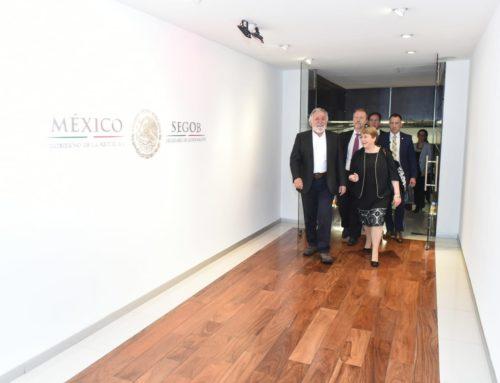 Visita de Michell Bachelet, Alta Comisionada de las Naciones Unidas para los Derechos Humanos