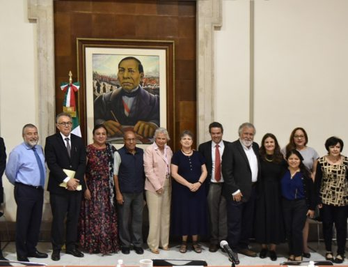 La Asamblea Consultiva del Consejo Nacional para Prevenir la Discriminación (CONAPRED) sostuvo reunión de trabajo en la SEGOB