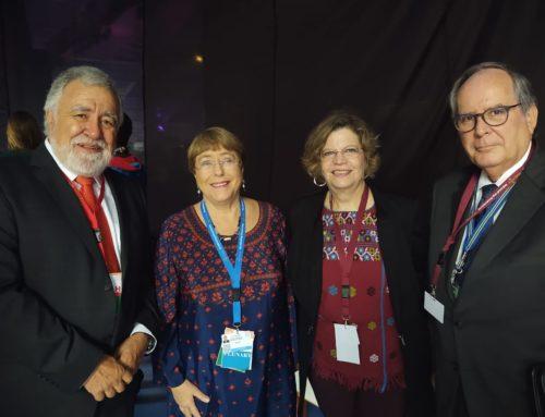 Participación en la Cumbre de Nairobi sobre el 25°aniversario de la Conferencia Internacional de Población y Desarrollo