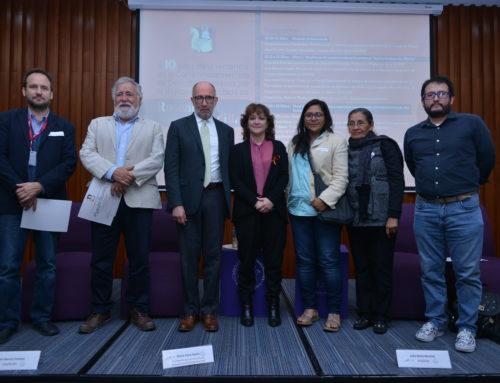 Enfrentar con responsabilidad el problema de la desaparición forzada, compromiso del Gobierno de México