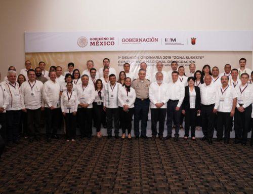 Convoca INM a conformar la Conferencia Nacional de Migración