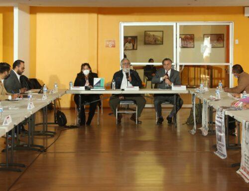 Presenta Grupo Interdisciplinario de Expertos Independientes informe de evaluación