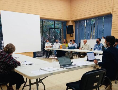 Sostiene Gobernación mesas de trabajo interinstitucionales en Chiapas para avanzar la agenda medioambiental