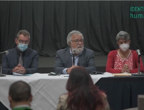 Gobernación en estrecha colaboración con GIZ organizan Simposio Internacional de Identificación Humana